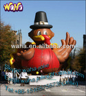 Advertising/exhibition/event /party/sports outdoor giant cartoon/inflatable turkey