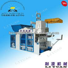 QMY10-15 Automatic Moving Concrete Brick Cutting Machine