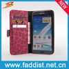 Hot for Samsung Galaxy Note 2 Fashion Case Cover Leather Cases