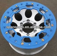 4x4 accessories alloy wheel rim 4 hole with top quality