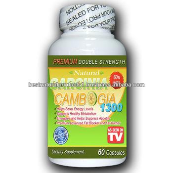 Premium Garcinia Cambogia Extract Capsules