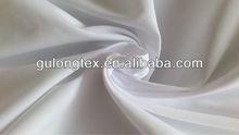 120gsm poly plain peach skin fabric/ PFD PFP microfiber peach skin