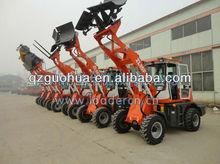 wheel loader for export & import