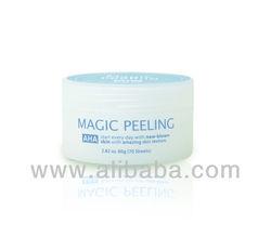 Korean Cosmetic Magic Peeling PAD at home