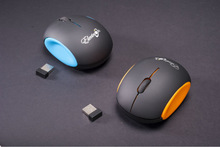 Electron Wireless Optical Mouse - CUTE