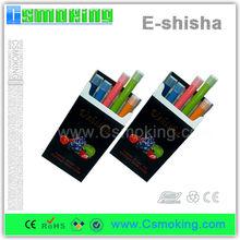 OEM shisha pen colored shisha carbon
