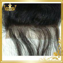 Top quality Qingdao factory cheap mongolian hair lace closures