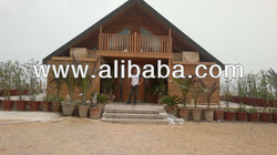 Prefabricated Chalets, Farmhouses & Timber frame homes Pakistan