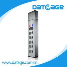 Datage UFlash250 2014 Wholesale Keypad Securit Kids USB Drive