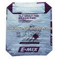 Hy-k211 bianco della carta kraft sacchi per il cemento