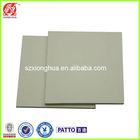 High impact Grey PVC Hard plastic board