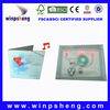 invitation lcd video greeting card/video greeting card module