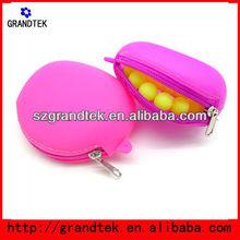 silicon wallets mini coin purse small pouch gift store supplier