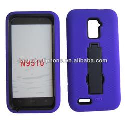 robot case with kickstand for ZTE Warp 4G N9510