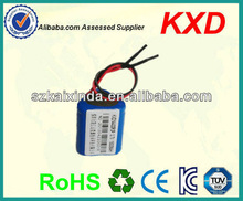 rechargeable 3.7v cylinder lithium ion battery 1500mah for power tool