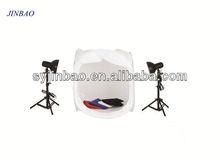 2013 Hot Sale Studio Set Photographic Equipment White Light Tent Table Set Kit
