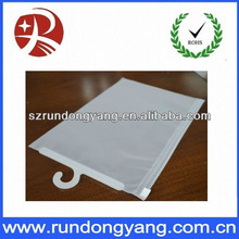 Good quality clear vinyl pvc zipper bags