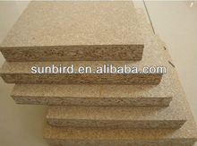 CARB P2/E0 grade 1220mmx2440mm ;1830*2440mm '1525*2440mm particle board/chipboard