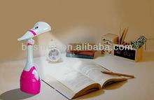 folding rechargeable cartoon led desk lamp