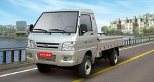 Gasoline engine Foton Forland van truck for Bolivia(Gasoline dependent suspending extra long single row)