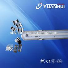 T5 waterproof fluorescent lighting fixture with CE ROSH SAA GS C-TICK