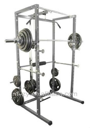 New POWER RACK Multi Station GYM MASTER CAGE Fitness HOME GYM Exercise Equipment