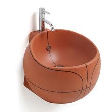 Washbasin basketball model