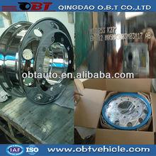 forged 17.5 *6 chrome paint alloy Aluminum wheels rim