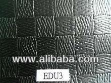 PVC Vacuum Sponge Leather 3
