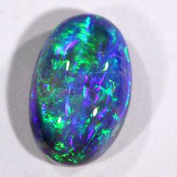 Black Opal Makeup on Stunning Black Opal From Lightning Ridge  R1986    Buy Black Opal