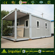 SGS Certificated Fast Installation Flat Pack Container House in Malaysia