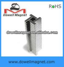 rare earth permanent magnet dc servo motor