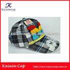OEM Custom Baseball Cap Baseball Hat 6 Panel Wholesale Hot Sale Cotton Tweed Baseball Cap/Hat Velcro Back Pringing Logo