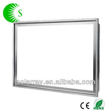 IC driver CE RoHS Epistar AC85-265 led light panel in zhongtian