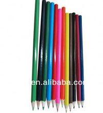 fluorescent colored pencil