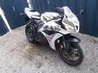 SALVAGE SPORT BIKES & HARLEY'S FOR EXPORT