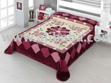 1 ply Polyester Mink Blanket Manufacturer