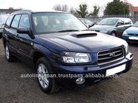 2005/ Subaru Forester 2.5 XT 5dr Blue/ 19674SL