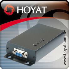AV, Component Video Audio, VGA, HDMI, HD-SDI, DVI, CCTV Converter