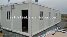 Container House Outdoor Mobile Portable Toilet