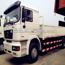Shaanxi D-long F2000 6x4 mini van truck
