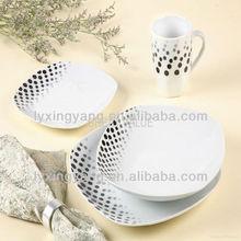 living art dinner set,ceramic tableware,many types pattern tableware