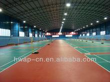 Multifunction Vinyl Flooring /PVC Sports Flooring for Badminton Court