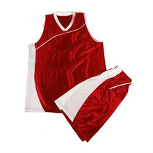 Basketball uniforms jersey shorts
