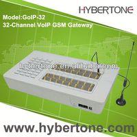 32 ports gsm voip gateway goip32 4 sim card gateway