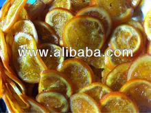 Dried Orange Sunkist