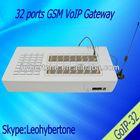 32 ports gsm voip gateway goip32 4 sim gsm