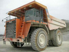Euclid/Hitachi 100tons Rigid Truck