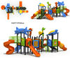 2013 New Arrival Children Outdoor Playground Equipment with Safe Play Equipment Design