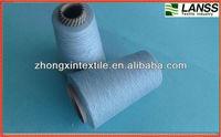 30s ring spun polyester viscose yarn melange